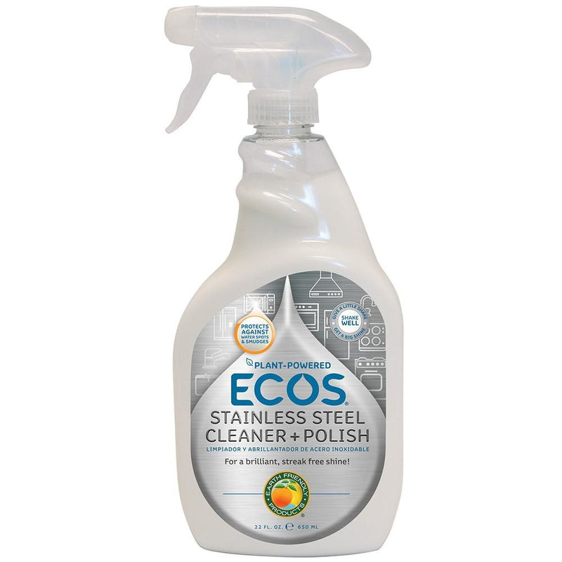 Stainless Steel Cleaner - 22 oz.