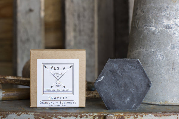 Gravity Shave Soap - 4 oz.