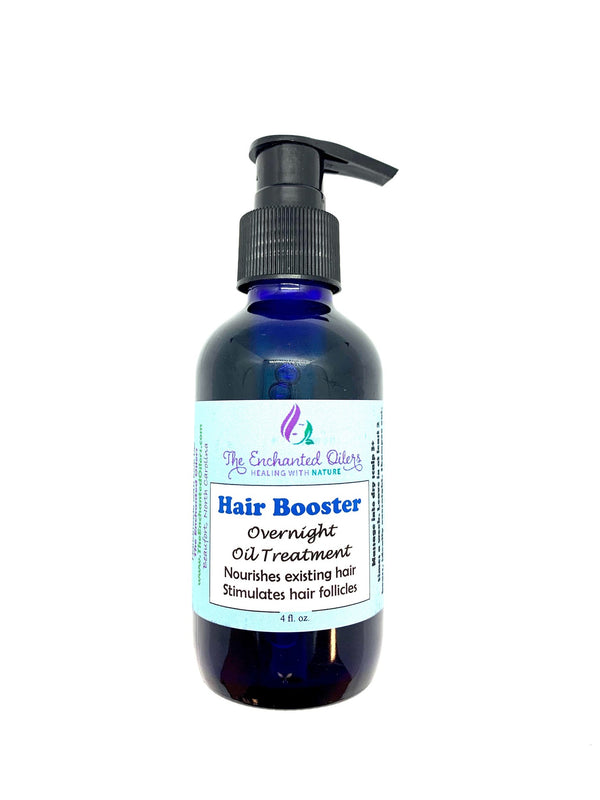 Hair Booster - Overnight Treatment - 4 oz.