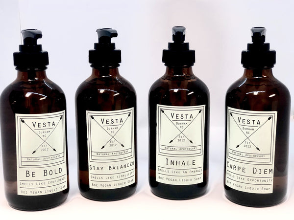 Vegan Liquid Soap