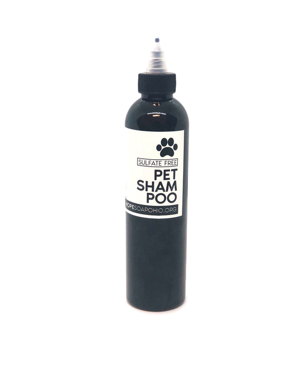 Pet Shampoo - Rosemary and Tea Tree
