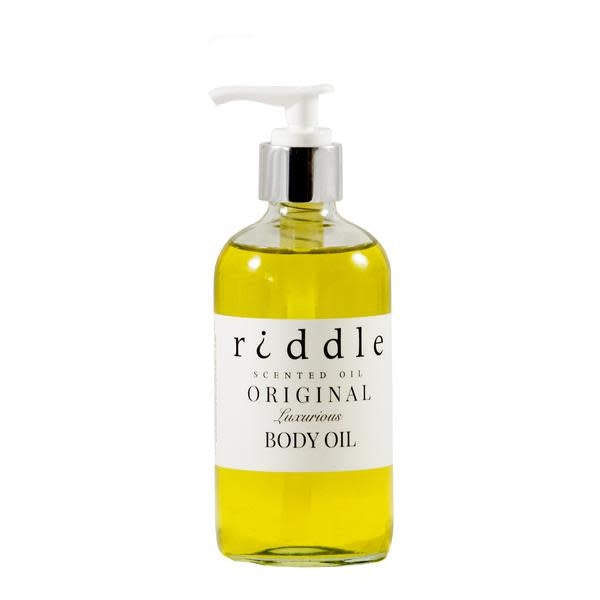 Scented Body Oil - 8 oz.