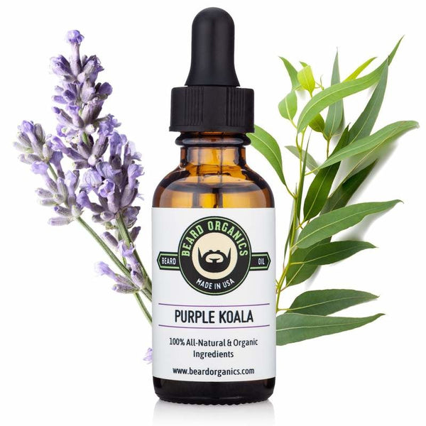 Purple Koala - 30ml Beard Oil