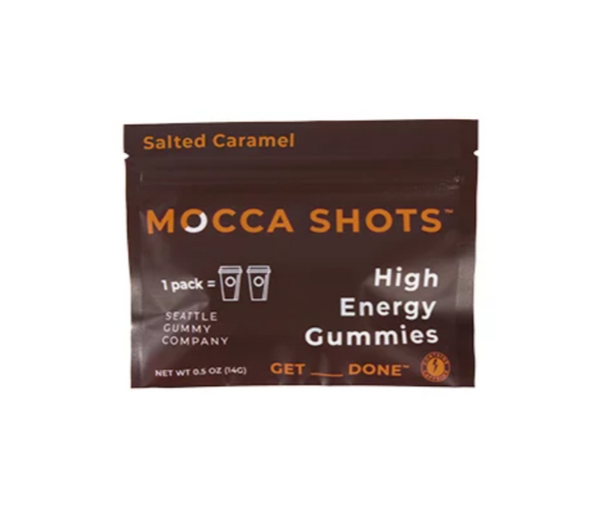 Mocca Shots - Dutch Chocolate