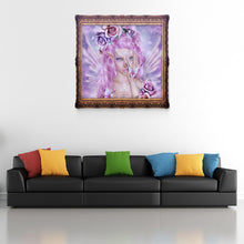 Load image into Gallery viewer, Faery Butterfly Drill Diamond Painting 40X40CM(Canvas)