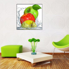 Load image into Gallery viewer, Fruit Round Drill Diamond Painting 30X30CM(Canvas)