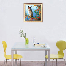 Load image into Gallery viewer, Bird Square Drill Diamond Painting 30X30CM(Canvas)