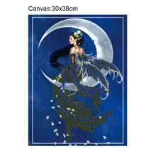Load image into Gallery viewer, Beauty Square Drill Diamond Painting 30X38CM(Canvas)
