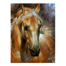 Load image into Gallery viewer, Horse Square Drill Diamond Painting 30X38CM(Canvas)