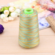 Load image into Gallery viewer, Rainbow Cross Stitch Sewing Threads Textile Yarn Woven Embroidery Line(D)