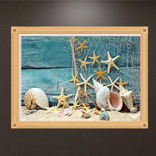Load image into Gallery viewer, Beach Sea Star Drill Diamond Painting 30X40CM(Canvas)