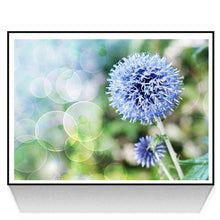 Load image into Gallery viewer, Dandelion Round Full Drill Diamond Painting 30X35CM(Canvas)
