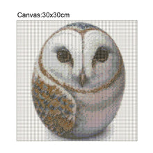 Load image into Gallery viewer, Animal s Square Drill Diamond Painting 30X30CM(Canvas)
