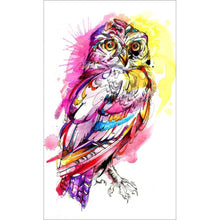 Load image into Gallery viewer, Bird Round Full Drill Diamond Painting 30X20CM(Canvas)