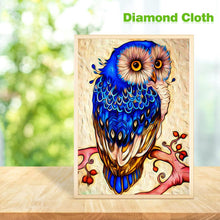 Load image into Gallery viewer, Animal Special Part Drill Diamond Painting 30X25CM(Canvas)