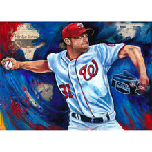 Load image into Gallery viewer, Ball Athlete Round Full Drill Diamond Painting 40X30CM(Canvas)
