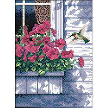 Load image into Gallery viewer, Handmade 14CT Cross Stitchs Needlework Joy Sunday