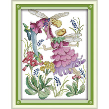 Load image into Gallery viewer, 14CT Cross Stitchs Needlework Embroidery Joy Sunday