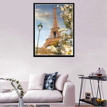 Load image into Gallery viewer, Tower Round Full Drill Diamond Painting 30X40CM(Canvas)