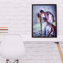 Load image into Gallery viewer, Couples Drawing Round Full Drill Diamond Painting 30X40CM(Canvas)