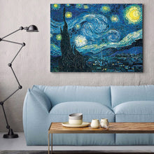 Load image into Gallery viewer, Starry Sky Bead Round Full Drill Diamond Painting 30X40CM(Canvas)