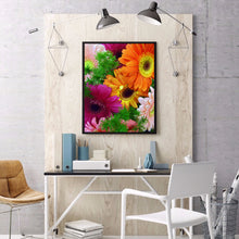 Load image into Gallery viewer, Bouquet Round Full Drill Diamond Painting 30X40CM(Canvas)