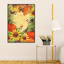 Load image into Gallery viewer, Bird Landscape full round drill Diamond Painting 30*40CM(Canvas)