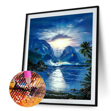 Load image into Gallery viewer, Fascinating Nature 30X40CM(Canvas) Full Round Drill Diamond Painting