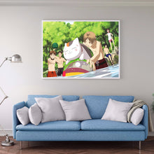 Load image into Gallery viewer, Anime Friends 40X30CM(Canvas) Full Round Drill Diamond Painting
