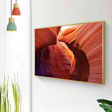 Load image into Gallery viewer, Slot Canyon 40x30CM(Canvas) full round drill diamond painting