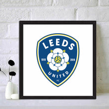 Load image into Gallery viewer, Leeds United 30X30CM(Canvas) Full Round Drill Diamond Painting