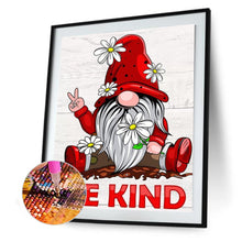 Load image into Gallery viewer, Faceless Gnome 30*40CM(Canvas) Full Round Drill Diamond Painting