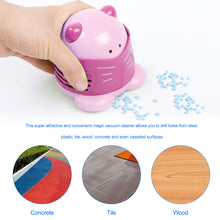 Load image into Gallery viewer, Mini Diamond Painting Tool Drill Desktop Vacuum Cleaner Cleaning Machine (Pink)