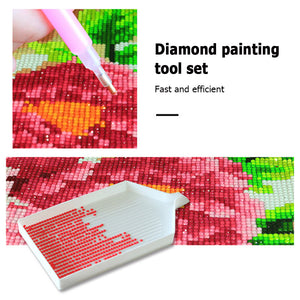 Diamond Painting Tools Set Tweezer Drill Pen Rhinestone Picture Tools Kit
