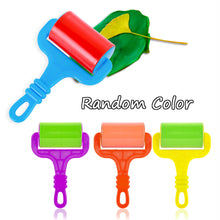 Load image into Gallery viewer, Plastic Diamond Painting Tool Press Roller DIY Rolling Bar Gadgets Color Random
