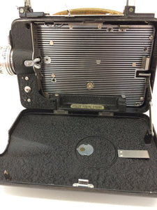 Vintage Kodak, Magazine Cine Kodak 16mm Movie Camera with Case & Argus Light Meter