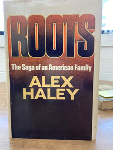 "Haley 1976 1st. Edition ""Roots"""