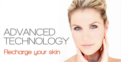 Banner for Annique's Forever Young range of anti-aging skincare products for Mature Skin