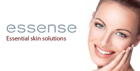 Banner for Annique's Essense range of treatment skincare products for all skin types