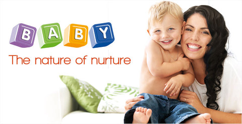 Banner for Annique's Baby range of products
