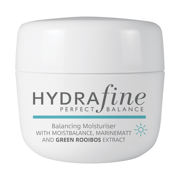ub of Annique's Hydrafine Balancing Moisturiser with Rooibos for Normal & Combination Skin