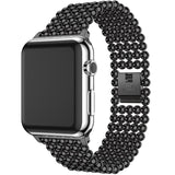link bracelet Stainless Steel Strap for apple watch 40mm/44mm/42mm/38mm band iWatch series 5 4 3 2 1 metal Watchband women