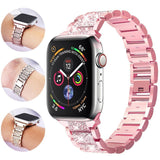 Apple Apple Watch bling band, women Diamond rhinestone stainless steel strap bracelet, iWatch series 5 4 3 , 40mm 44mm 38mm 42mm