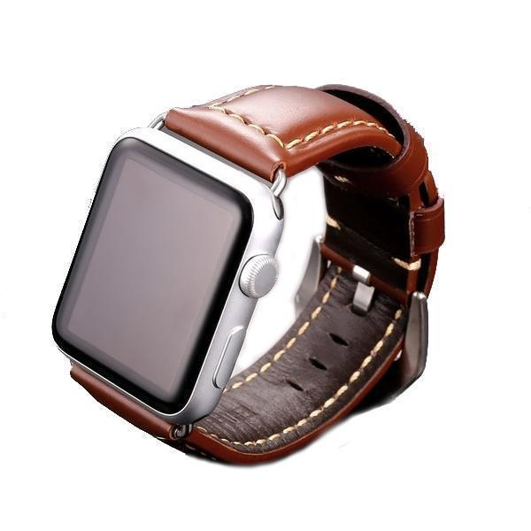 Apple Faux Leather watchbands strap for apple watch band 40mm 44mm 42mm 38mm for iWatch series 1 2 3 4 bracelet