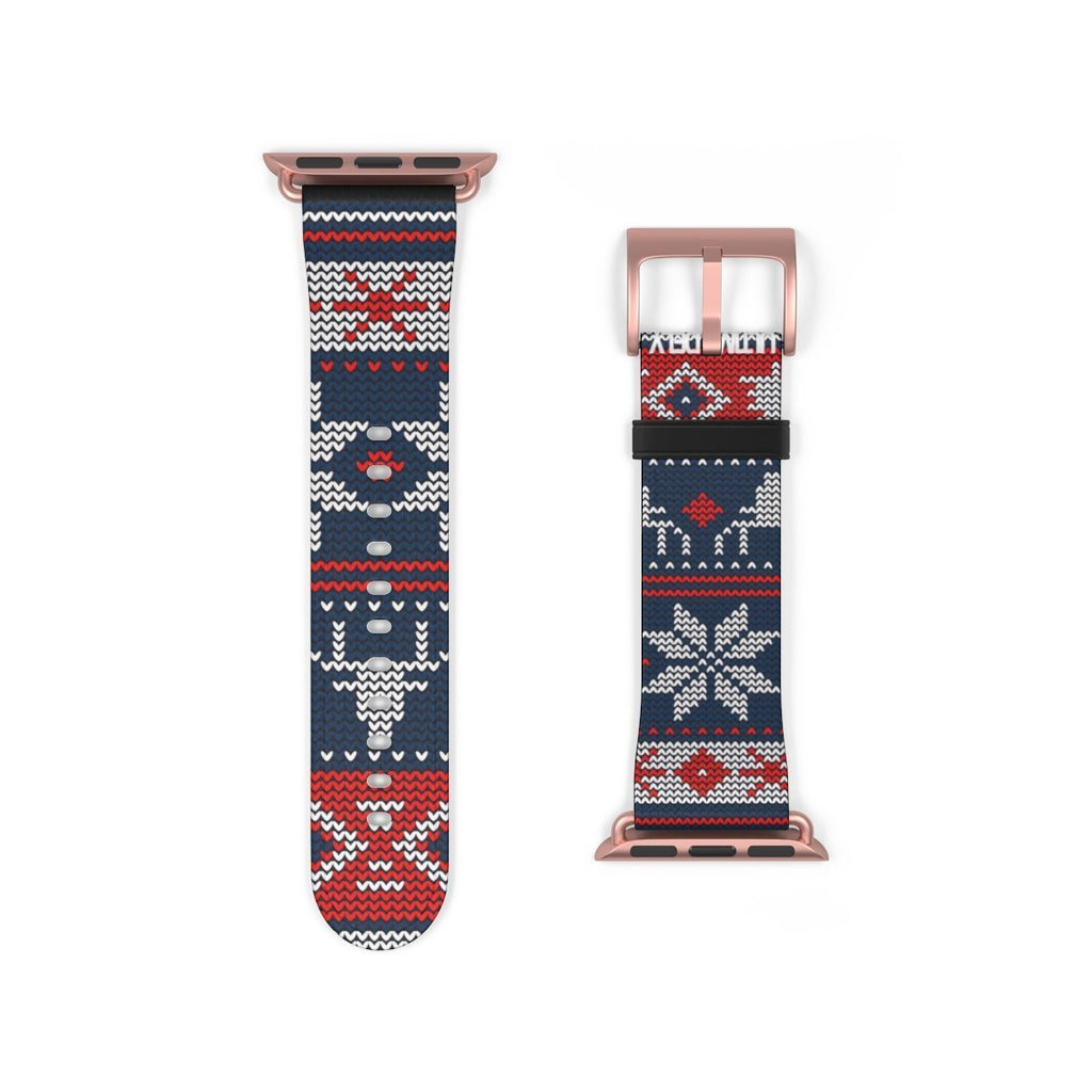LA Ugly Christmas Watch Band for Apple Watch