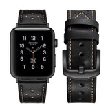 Genuine Leather Strap For Apple Watch