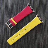 Watches Apple Watch Band dual mix color straps, 44mm/ 40mm/ 42mm/ 38mm Series 1 2 3 4