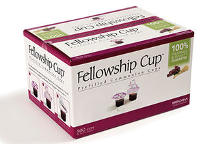 Fellowship Cup 500 Count