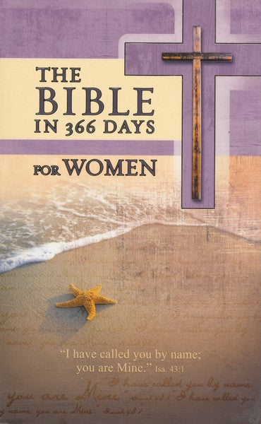 The Bible in 366 Days for Women Gift Book