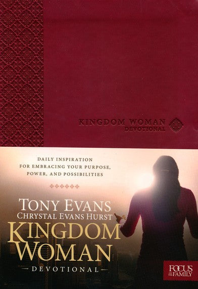 Kingdom Woman Devotional - Tony Evans, Chrystal Evans Hurst